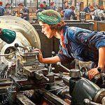 3. а) Присвоение капиталом добавочных рабочих сил.  Женский и детский труд