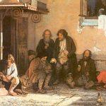 3. Кровавое законодательство с конца XV века против экспроприированных. Законы с целью понижения заработной платы