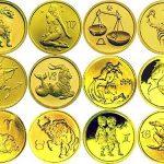 с) монета. Знак стоимости
