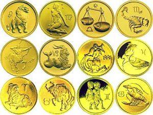 Монета. Знак стоимости
