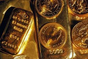 Переход от всеобщей формы стоимости к денежной форме