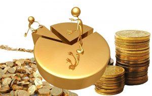 разделение прибавочной стоимости на капитал и доход
