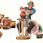 2. Частичный рабочий и его орудие
