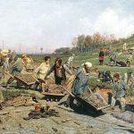 5. Обратное влияние земледельческой революции на промышленность. Создание внутреннего рынка для промышленного капитала